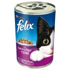Felix Cans in Sauce 6 x 400 g