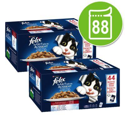 730f9d2afe2 Felix nat kattenvoer: Felix Elke Dag Feest Vleesassortiment ...