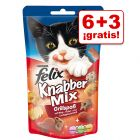 Felix Party Mix 9 x 60 g en oferta: 6 + 3 ¡gratis!