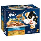 Felix Sensations Sauce Surprise 12 x 100 g pour chat