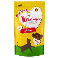 Feringa Meat Snacks con pollo para gatos