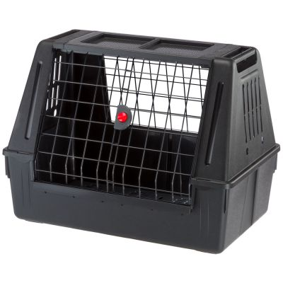 Ferplast Atlas Scenic Car Transport Box - Black