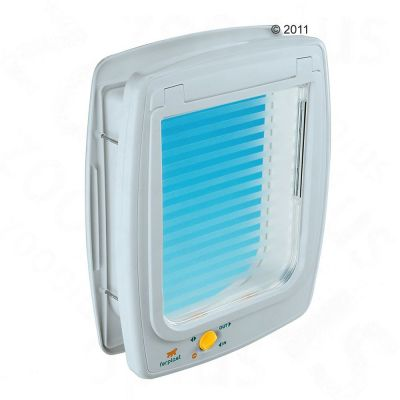Ferplast Swing 11 Cat Flap - 4 Way Lock