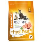 Fokker Cat +Fresh Meat Kattenvoer