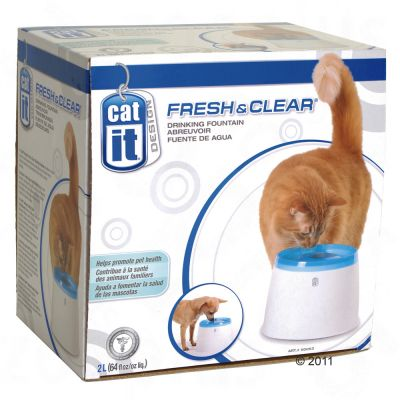 Fontanella Catit Design Fresh & Clear 2 l