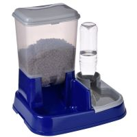 Food & Water Dispenser 2in1