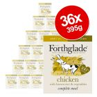 Forthglade Complete Meal Dog Saver Packs 36 x 395g