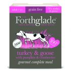 Forthglade Gourmet Grain-Free – Turkey & Goose with Pumpkin & Cranberry