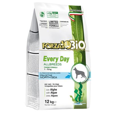 Forza10 Bio Everyday All Breeds al pesce con alghe