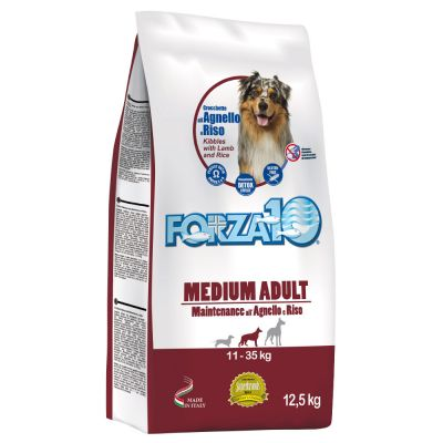 Forza10 Maintenance Medium Adult Agnello e Riso