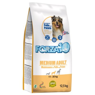 Forza10 Maintenance Medium Adult al Pollo Bio con Patate
