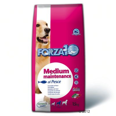 Forza10 Medium Maintenance, poisson