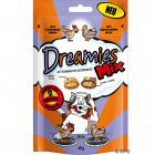 Friandises Dreamies Catisfactions Mix, poulet & canard