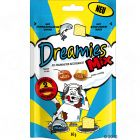 Friandises Dreamies Catisfactions Mix, saumon & fromage