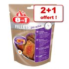 Friandises 8in1 Delights 2 paquets + 1 paquet offert !