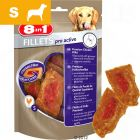 Friandises 8in1 Fillets Pro Active, poulet S