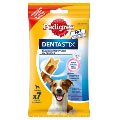 Friandises Pedigree Dentastix Daily Oral Care 2 paquets + 1 paquet offert !