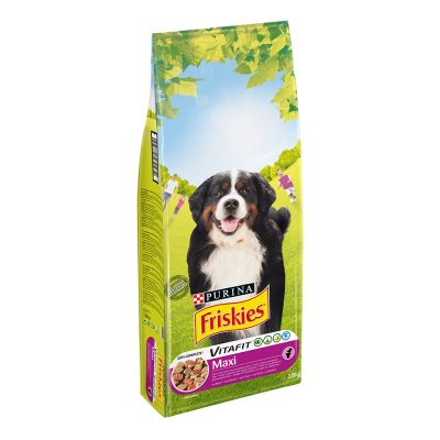 Friskies Adult Large Breed Maxi con Manzo