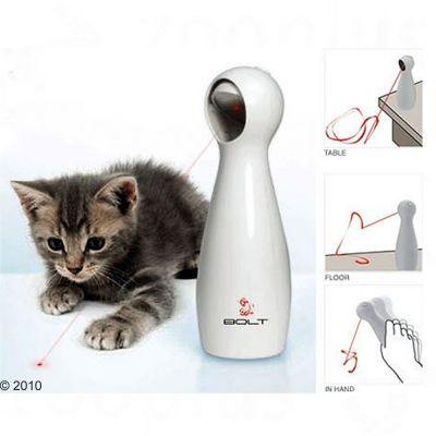FroliCat Bolt laserová hračka pre mačky ... 11b9c30a3ff
