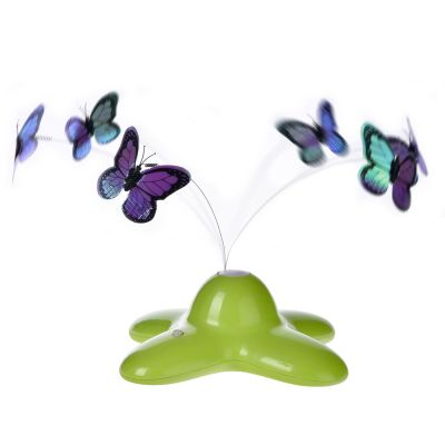 Funny Butterfly Cat Toy