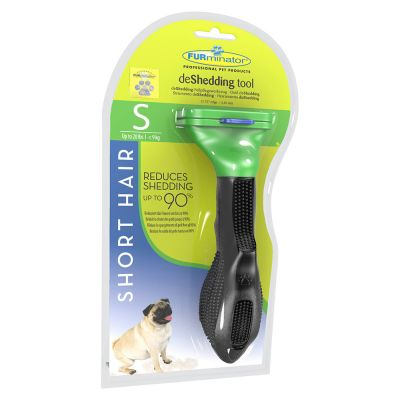 FURminator hrablo Small Short Hair