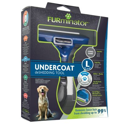 FURminator Long Hair L for Dogs