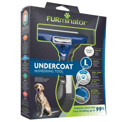 FURminator Short Hair L for Dogs