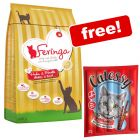 400g Feringa Dry Cat Food + 10 Catessy Salmon & Trout Cat Sticks Free!*