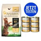 400 g Applaws Trockenfutter + 6 x 70 g Applaws Dosen im Probierset!