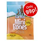 200g Barkoo Mini Bones - Only 99p!*