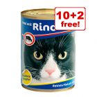 410g Bozita Wet Cat Food - 10 + 2 Free!*