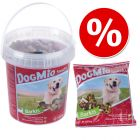 500g DogMio Barkis Tub + 450g Refill Pack Half Price!*