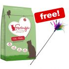 400g Feringa Dry Cat Food + Feather Waggler Free!*