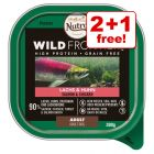 300g Nutro Wild Frontier Dog Wet Food - 2 + 1 Free!*