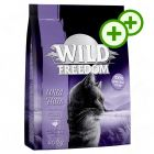 400g Wild Freedom Adult Dry Cat Food - Double Points!*
