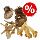 410g Wolf of Wilderness Natural Snack Mixed Pack - Special Price!*