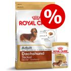Gemengd pakket: Royal Canin Breed Hondenvoer - Teckel Adult
