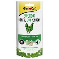 GimCat Superfood Dental Duo Cat Snacks