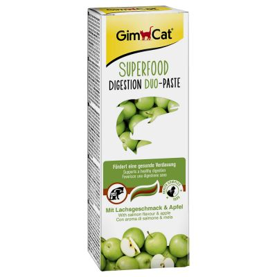 GimCat Superfood Pasta Digestion Duo