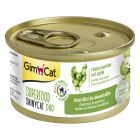 GimCat Superfood ShinyCat Duo 6 x 70 g