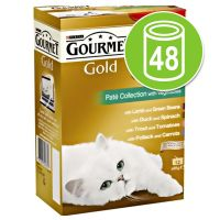 Gourmet Gold assortito 48 x 85 g
