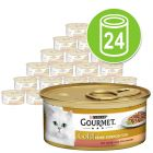 Gourmet Gold Delicacies Saver Pack 24 x 85g