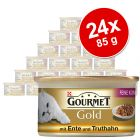 Gourmet Gold Fin Komposition 24 x 85 g