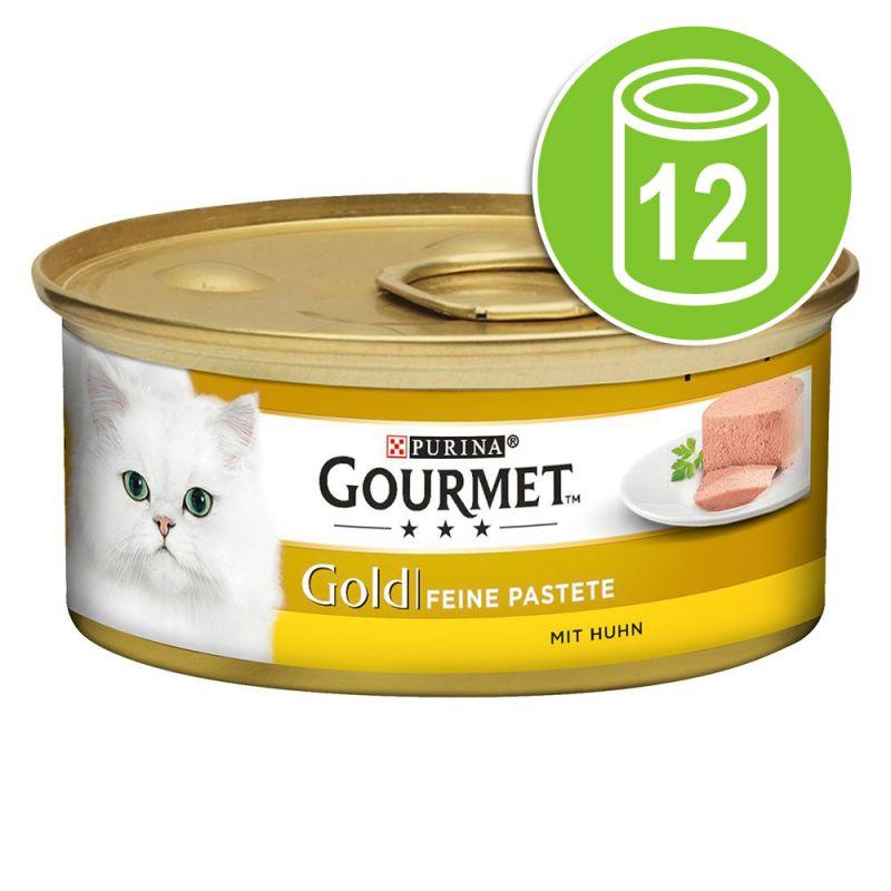 Gourmet Gold Fine Paté 12 x 85 g