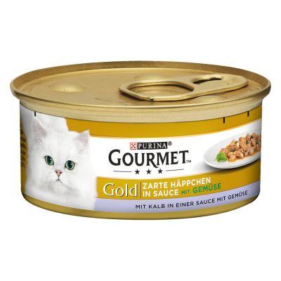 c41942c26ea2d0 Gourmet Gold Kawałki w Sosie, 12 x 85 g | tanio w zooplus