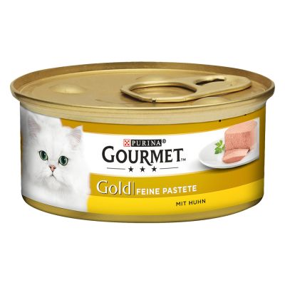 Gourmet Gold Mousse 48 x 85 g