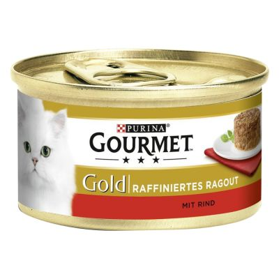 gourmet gold refined ragout 12 x 85g great deals at zooplus