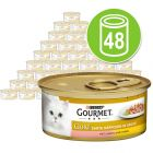 Gourmet Gold Tender Chunks 48 x 85 g