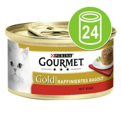 Gourmet Gold Tortini 24 X 85 G Zooplus