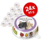 GranataPet Filet à la carte 24 x 85 g - Pack Ahorro